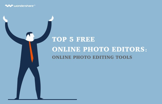 Top 5 Free Online Photo Editors - Online Photo Editing Tools