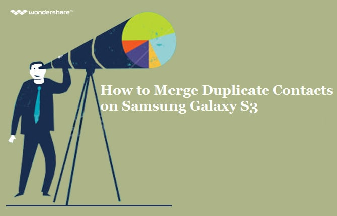 How to Merge Duplicate Contacts on Samsung Galaxy S3