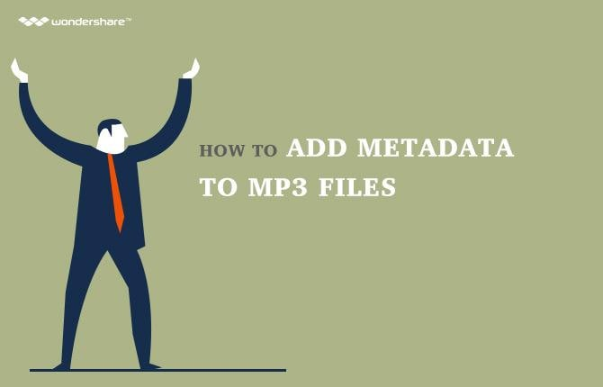 How to Add Metadata to MP3 Files