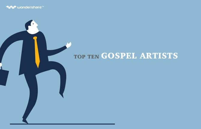 Top Ten Gospel Artists