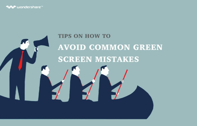 Common Green Screen Mistakes and How to Avoid Them