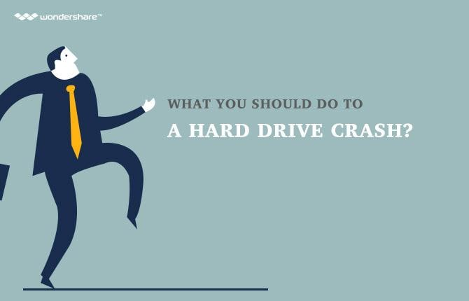 How to Handle Hard Drive Crash