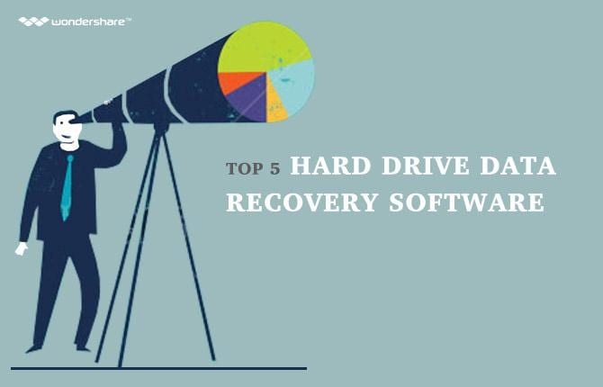 Top 5 Hard Drive Data Recovery Software