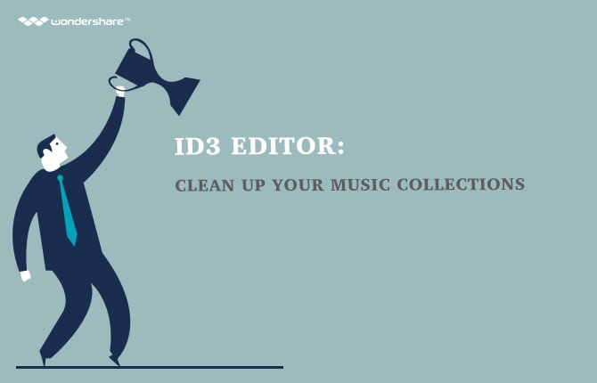 ID3 Editor - Clean up Your Music Collections
