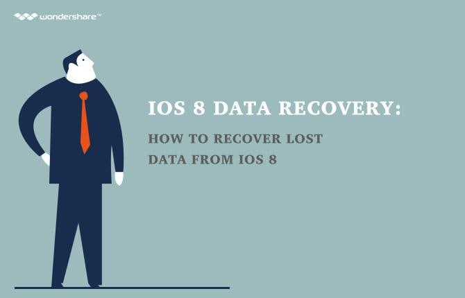 iOS 9 Data Recovery: How to Retrieve Lost Data from iOS 9 Devices