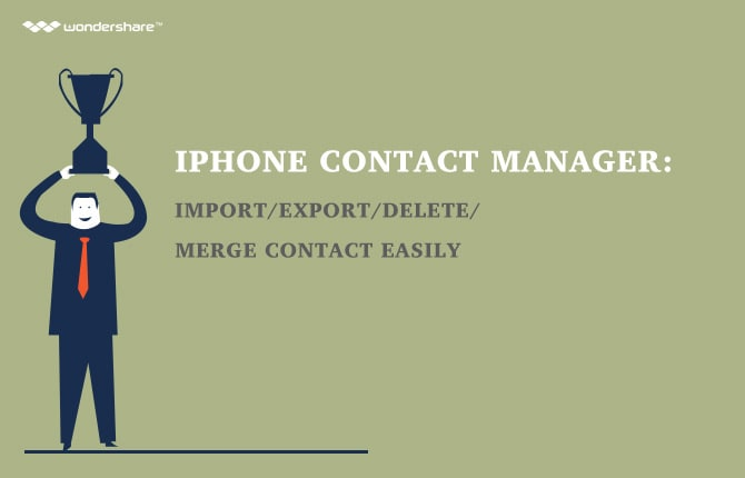 iPhone Contact Manager for iPhone 5s/iPhone 5c/iPhone 5