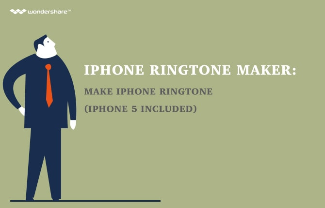 iPhone Ringtone Maker: Make iPhone Ringtone (iPhone 5 included)