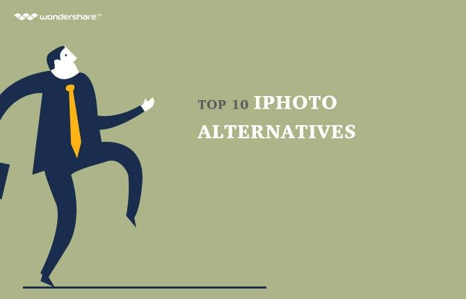 Top 10 iPhoto Alternatives