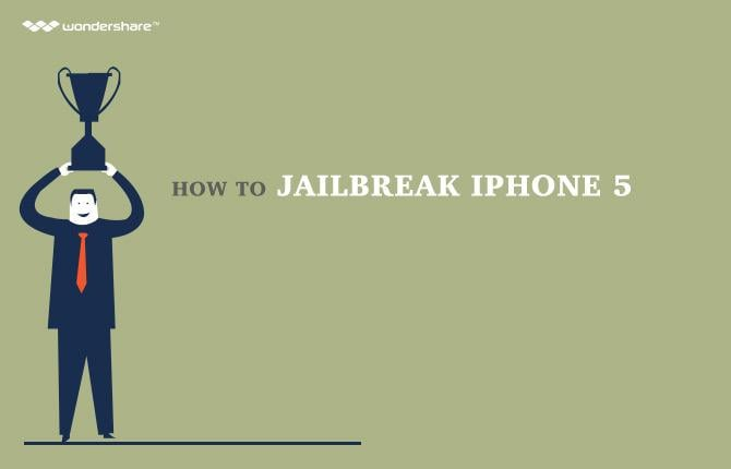 How to Jailbreak iPhone 5
