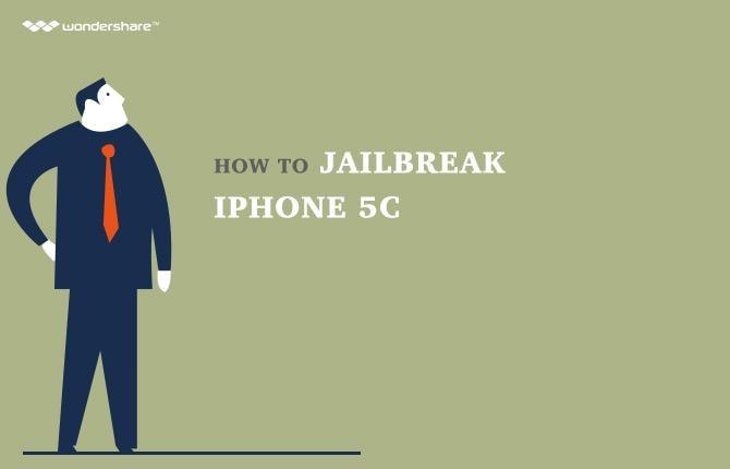How To Jailbreak iPhone 5c