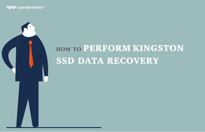 How to Perform Kingston SSD Data Recovery