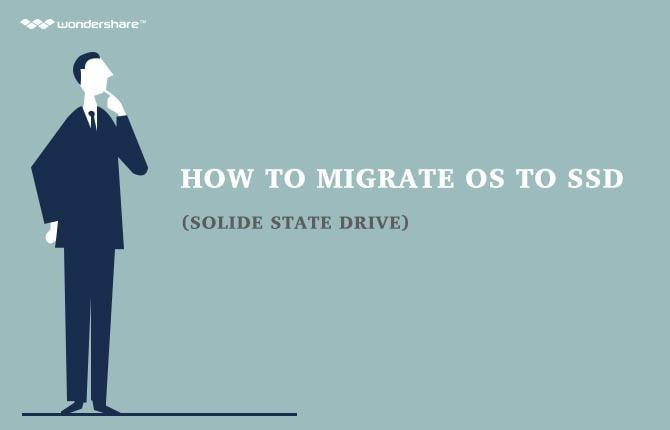 How to Migrate OS to SSD (Solide State Drive)