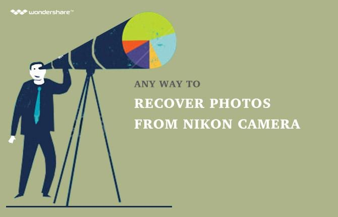 How to Recover Photos from Nikon Camera