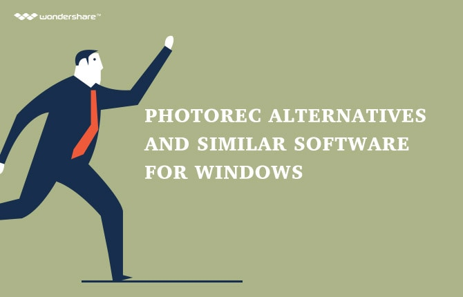 PhotoRec Alternatives Software for Windows