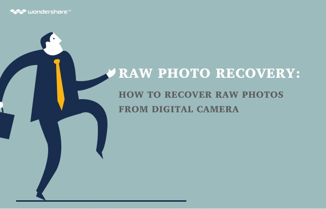 How to Recover Raw Photos from Digital Camera
