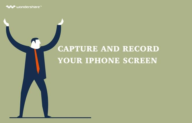 Capture and Record Your iPhone Screen