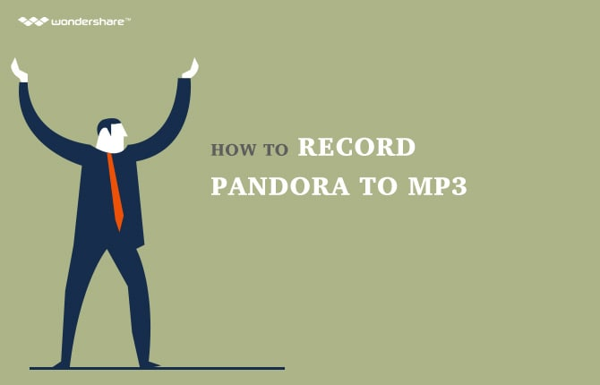 How to Record Pandora to MP3