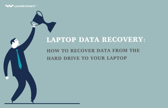 Laptop Data Recovery – How to Recover Data from the Hard Drive to Your Laptop
