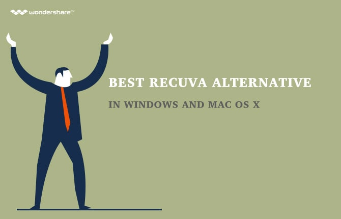Best Recuva Alternative in Windows and Mac OS X