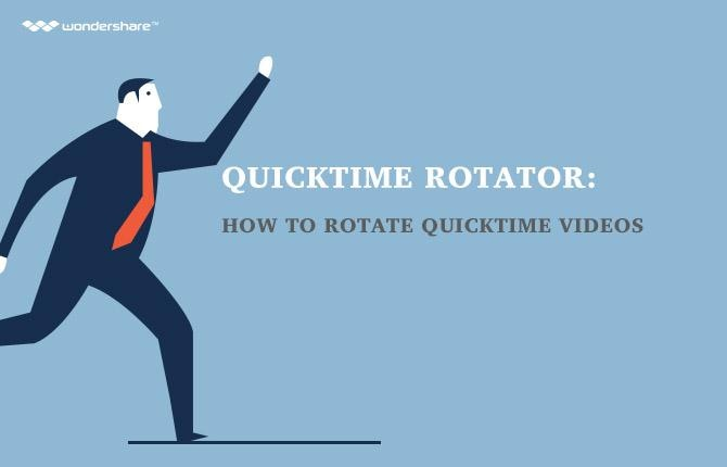 QuickTime Rotator: How to Rotate QuickTime Videos