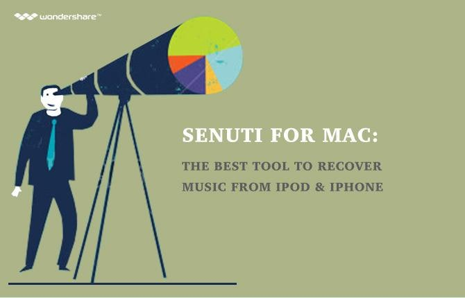 Senuti for Mac – The Best Tool to Recover Music from iPod & iPhone