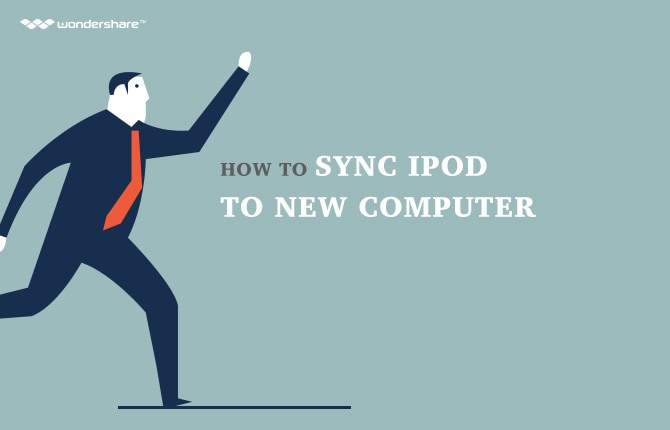 How to Sync iPod to New Computer