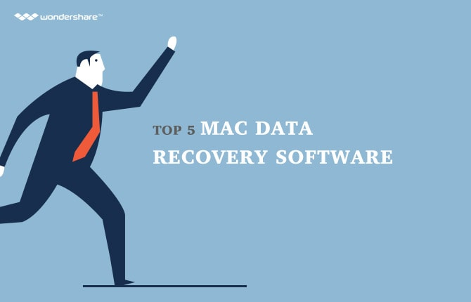 Top 5 Mac Data Recovery Software