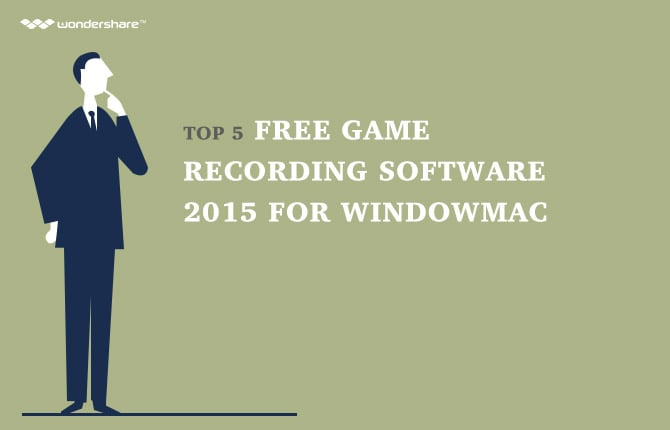 Top 5 free Game recording software 2015 for windowmac