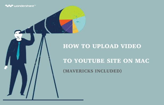 How to Upload Video to YouTube Site on Mac (Yosemite included)