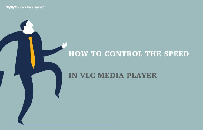 How to Control The Speed in VLC Media Player
