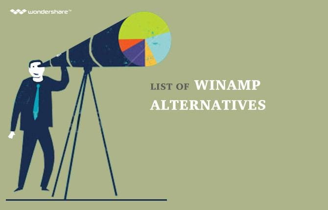 List Of Winamp Alternatives