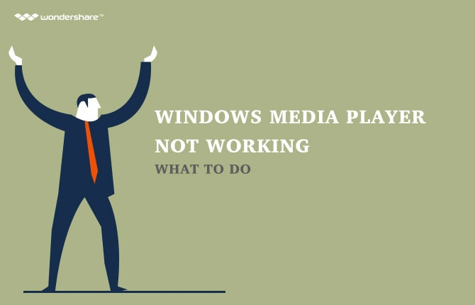 Windows media player not working What to do