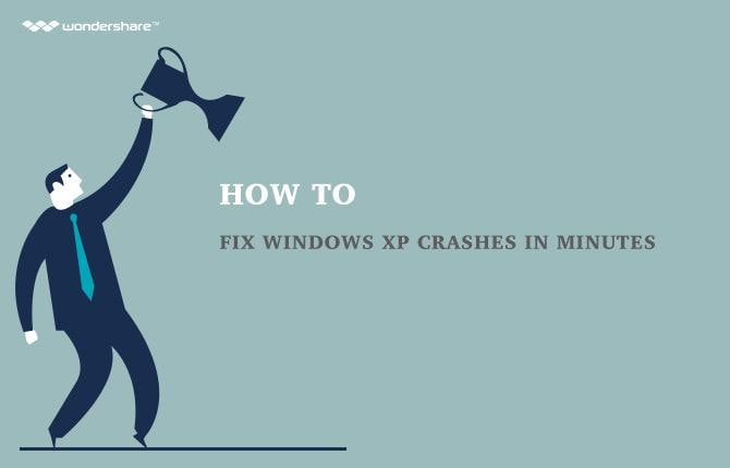 How to Fix Windows XP Crashes in Minutes