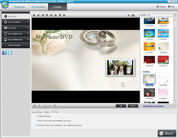 Wedding Photo Slideshow