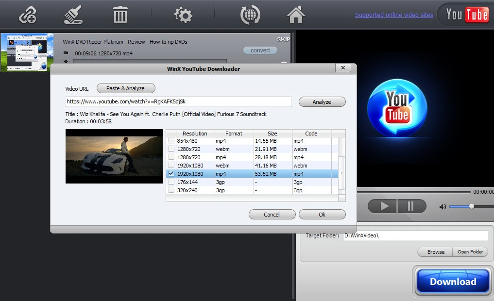 Top Six 4k Video Downloaders for Windows and Mac