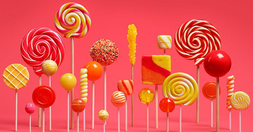 Android Lollipop troubleshooting
