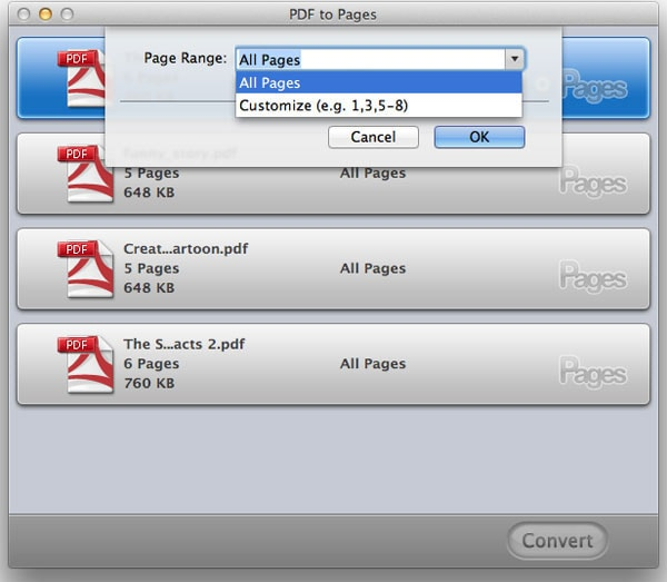how to add scanned pages into one document mac