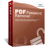 Wondershare PDF Password Remover