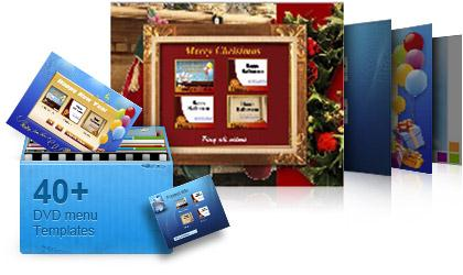 Eye-catching DVD Menus