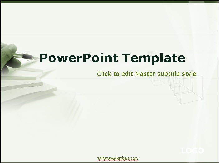 Free conference powerpoint templates wondershare ppt2flash for Free flash powerpoint presentation templates
