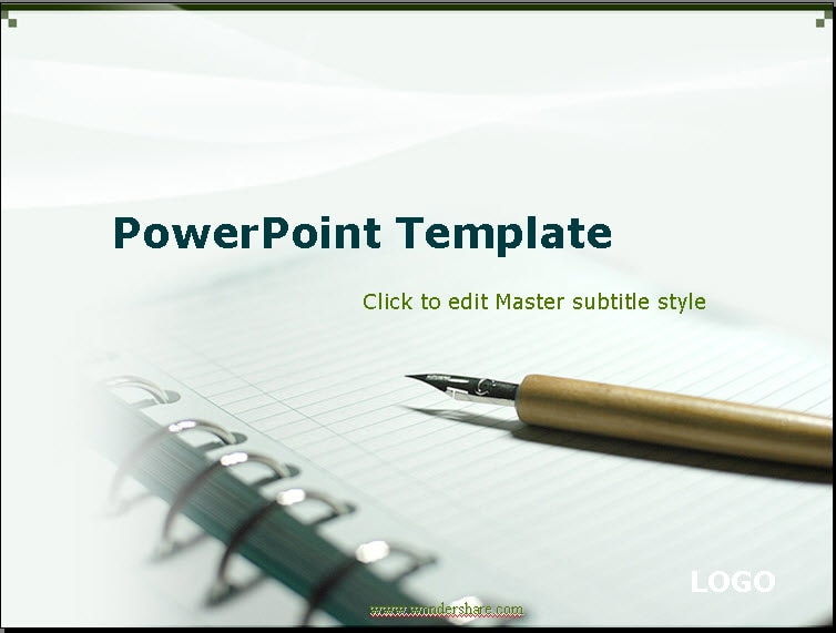 Free conference powerpoint templates wondershare ppt2flash conference theme business ppt template toneelgroepblik Image collections