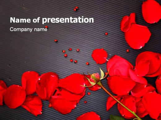 Free Love PowerPoint Templates Wondershare PPT2Flash – Love Templates Free