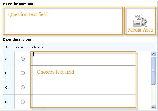 multiple choice maker Easyquizzy lets you create offline tests and quizzes of any complexity with polar ( yes-no) question, multiple choice, multiple response, sequence, matching,.
