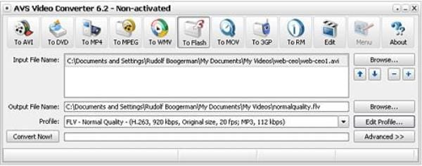 online dailymotion to mp4 converter - AVS Media Converter