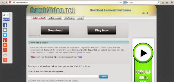 online dailymotion to mp4 converter - CatchVideo