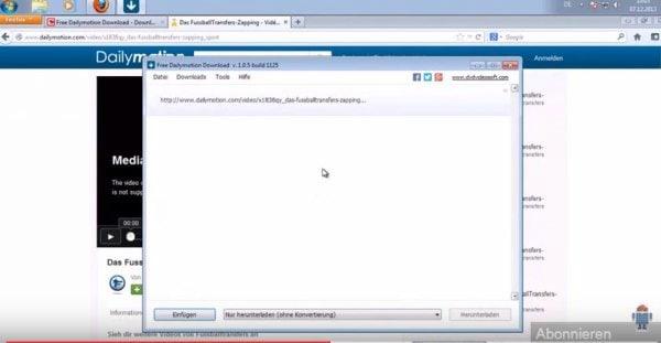 download dailymotion videos - allmytube