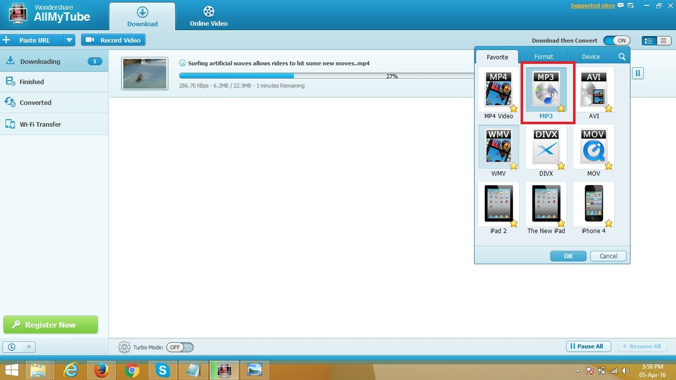 download dailymotion videos songs - convert to other format