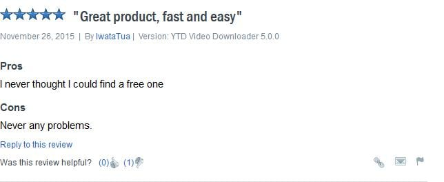 free dailymotion downloader - YouTube Downloader review 1