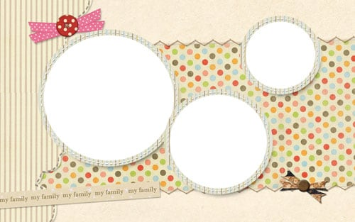 templates for scrapbooking to print - scrapbook templates free download