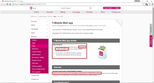 Download T-Mobile Ringtones